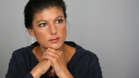 Eckt oft an, hat aber auch oft Recht: die Linken-Politikerin Sahra Wagenknecht.