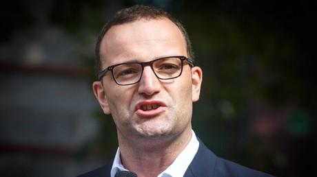 Der designierte Gesundheitsminister Jens Spahn