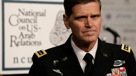 General Joseph Votel, Leiter des US Central Command (CENTCOM)