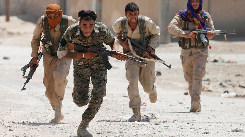 Russischer Sicherheitsrat: USA haben durch moderne Bewaffnung der Kurden Afrin-Offensive provoziert