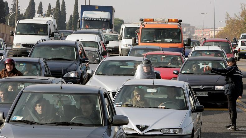 Rom will Selbstzünder ab 2024 aus Stadtzentrum verbannen