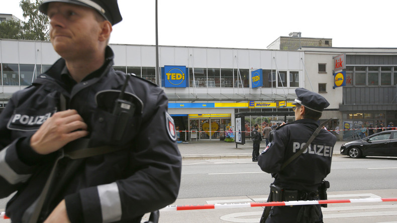 Lebenslange Haft für Messerattacke in Hamburger Supermarkt