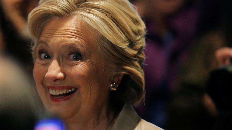 """Hillary Clinton: """"Die Russen kommen immer noch - und Trump kapituliert"""""""