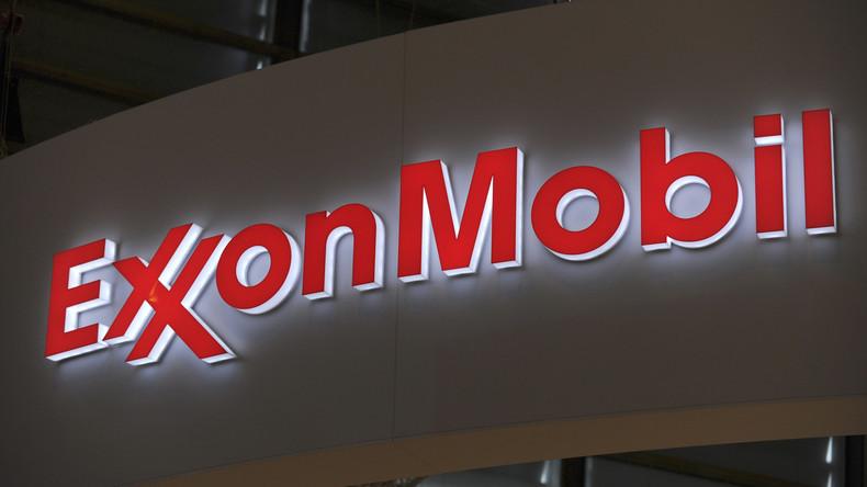 Sanktionen schuld: US-Ölriese ExxonMobil steigt aus Projekten mit russischem Rosneft-Konzern aus