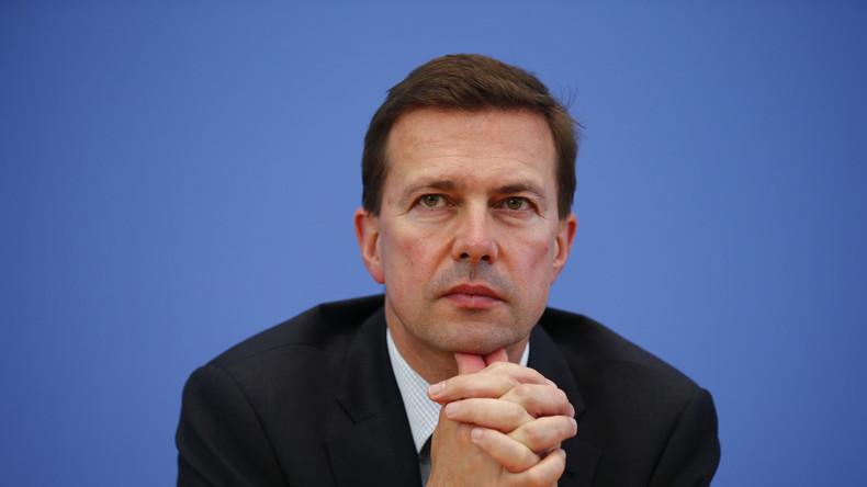 Reiches Tafel-Deutschland: Regierungssprecher lobt privates Netz der Armenfürsorge