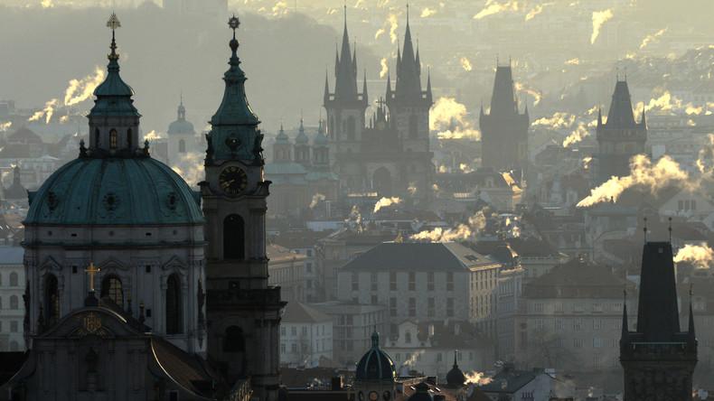 Dauerfrost in Tschechien fordert mindestens acht Menschenleben