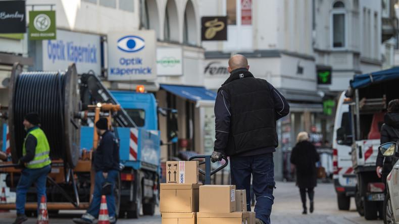 Mindestlohn: Deutschland hinkt im Vergleich mit meisten westeuropäischen Ländern hinterher