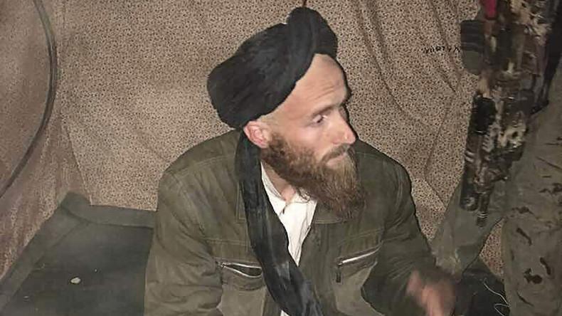 Mutmaßlicher deutscher Taliban-Berater in Afghanistan gefasst