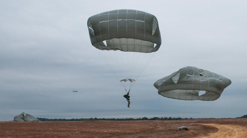 Zeichen stehen auf Sturm: Bürger wollen kein Trainingsgelände für Fallschirmjäger, Bundeswehr schon