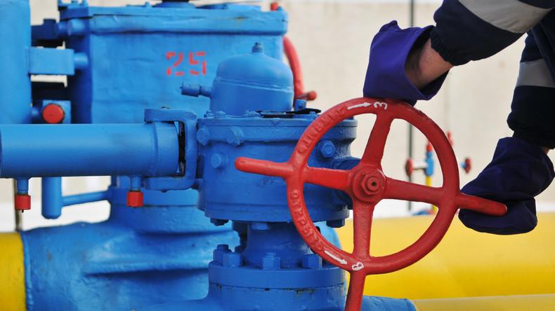 Nach Uneinigkeit Gazproms mit Naftogaz: Ukraine erhält im März keine Gaslieferungen