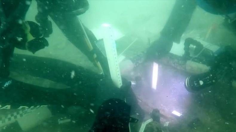 Uralte Grabstätte an Floridas Küste entdeckt