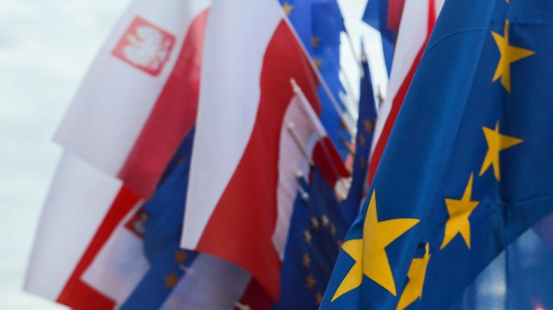 Europaparlament unterstützt Strafverfahren gegen Polen