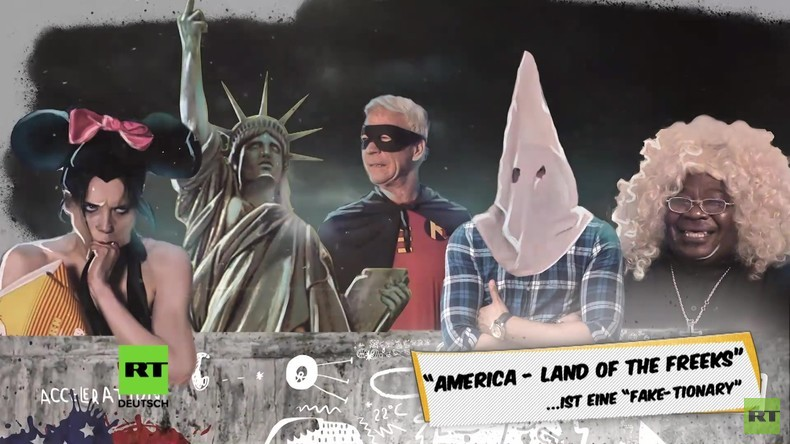 CLASH #13 – AMERICA: Land of the FreeKS – Wenn Deutsche von Hollywood träumen