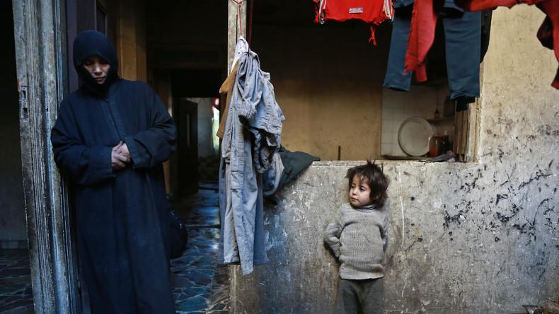 Fast 1.500 Syrer innerhalb von einer Woche nach Hause zurückgekehrt