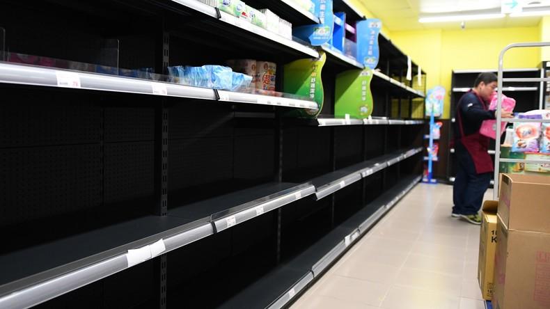 WC-Apokalypse: Preisspekulationen lösen Toilettenpapier-Hamsterkauf in Taiwan aus