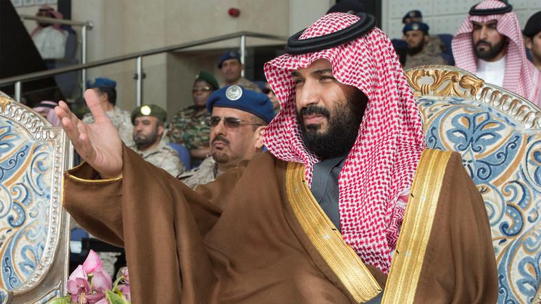 """""""Spiel mit dem Feuer"""": USA stellen Saudis Atomdeal in Aussicht"""