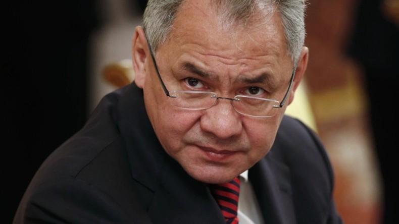 Russischer Verteidigungsminister: Unsere modernsten Waffen sind eine Sicherheitsgarantie