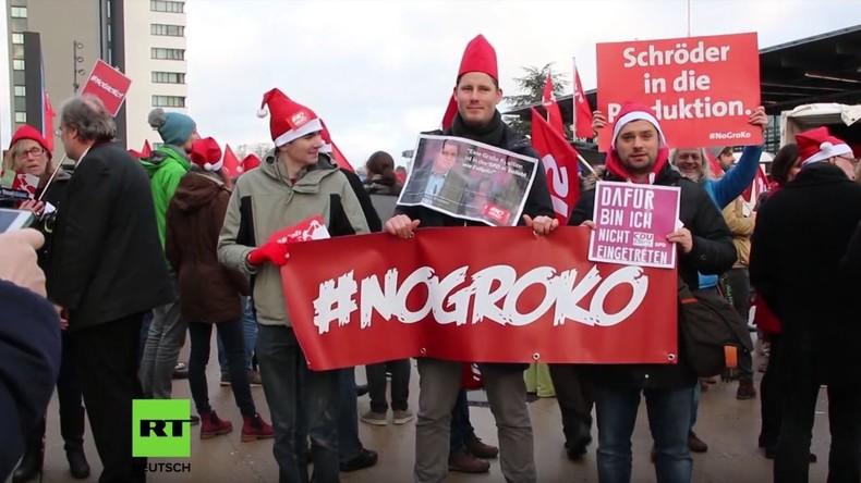 SPD: Chronologie einer Blamage? GroKo ja oder nein? (Video)