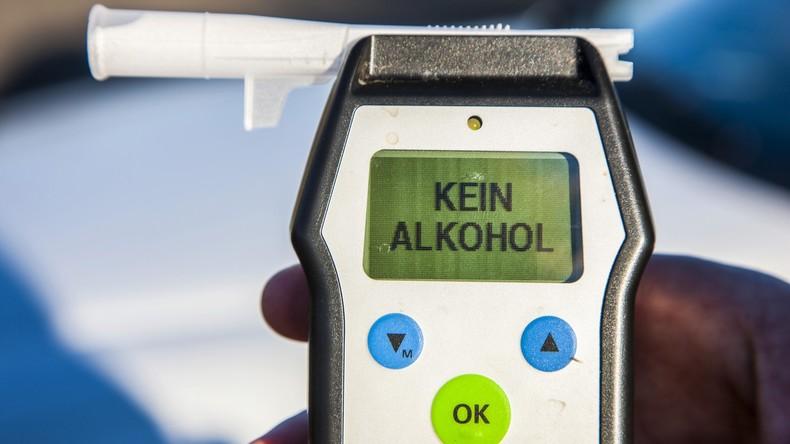 Sich auf Kosten der Polizei betrinken? Polizei der Stadt Vancouver sucht Freiwillige für Alkoholtest