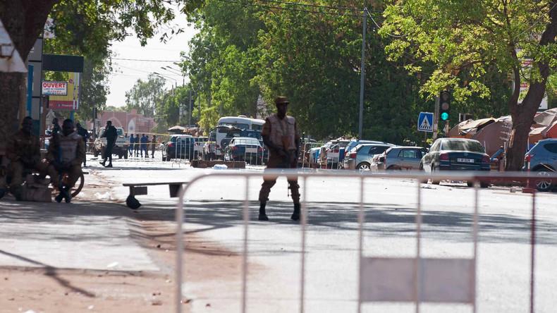 UN-Sicherheitsrat verurteilt Anschlag in Burkina Faso