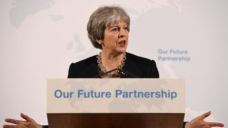 Theresa May schließt zweites Brexit-Referendum kategorisch aus