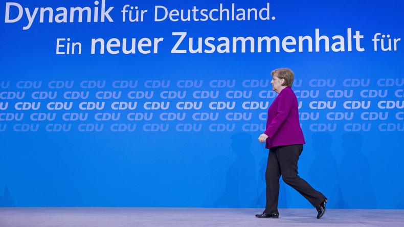 Deutschlandtrend: Zustimmung für eine Große Koalition wächst