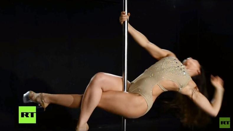 """Einmal in Russland: """"Sport oder Schmuddel? – Poledance kämpft mit Klischees"""""""