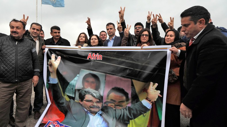 """Die Europäische Union opfert die Türkei für ein amerikanisches """"Groß-Kurdistan"""""""