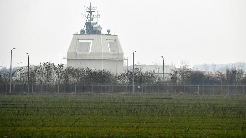 Raketenschild: Mehr als 400 Antiraketenraketen der USA sind gegen Russland gerichtet