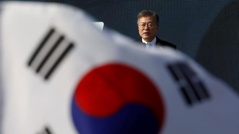 Südkoreas Präsident schickt Sondergesandte nach Nordkorea