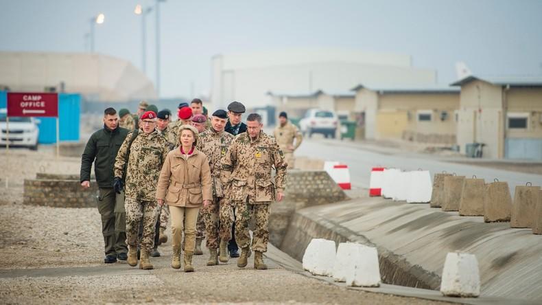 Ursula von der Leyen will Afghanistan-Truppe um ein Drittel aufstocken