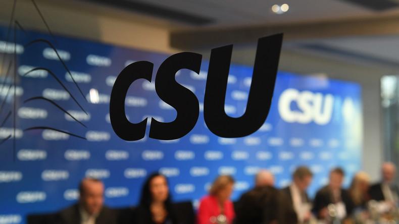 CSU mit drei Ministern und einer Staatsministerin in Berlin