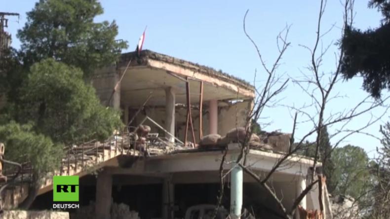 Afrin: Türkische Armee soll binnen 48 Stunden mindestens 50 Assad-treue Soldaten getötet haben
