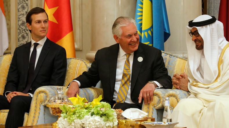 Arabische Emirate statt Russland? US-Sonderermittler verhört Berater wegen Wahleinmischung
