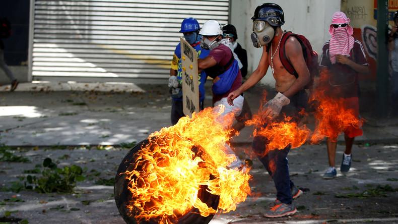 Wahlen in Venezuela verschoben - Einigung mit Teilen der Opposition