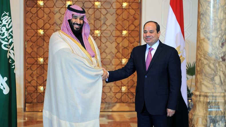 """Saudi-Arabien will Zukunftsstadt """"Neom"""" auf Ägypten ausweiten"""