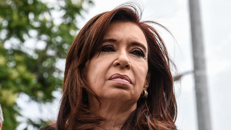 Prozess gegen Argentiniens Ex-Präsidentin Kirchner bestätigt