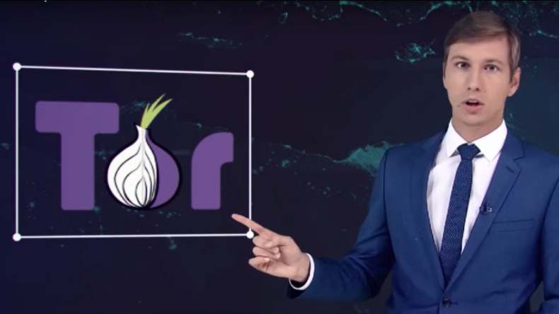 Tor-Browser: Gesponsert von US-Diensten (Video)