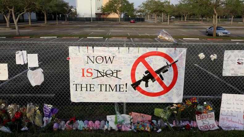 Floridas Senat erlaubt Bewaffnung ausgewählter Schulmitarbeiter