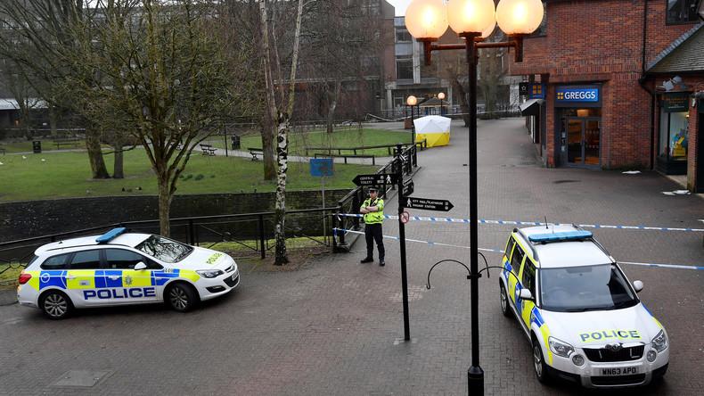 Russischer Ex-Doppelagent in Großbritannien durch unbekannte Substanz anscheinend vergiftet