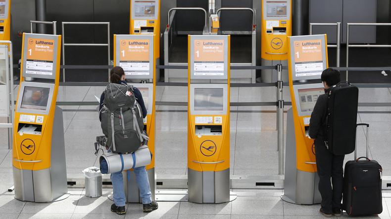 """Robocop in statu nascendi? Oberösterreicher am Flughafen München von Maschine """"verhaftet"""""""