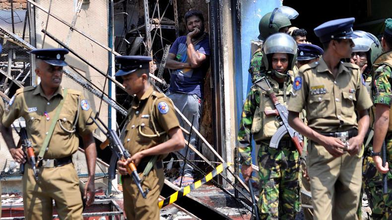 Sri Lanka verhängt siebentägigen Ausnahmezustand wegen Unruhen