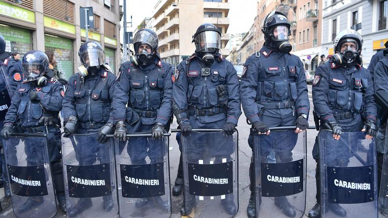 Ring von Rechtsextremisten in Griechenland ausgehoben