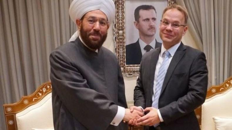 Zur Überprüfung der Sicherheitslage: AfD-Politiker bereisen Syrien