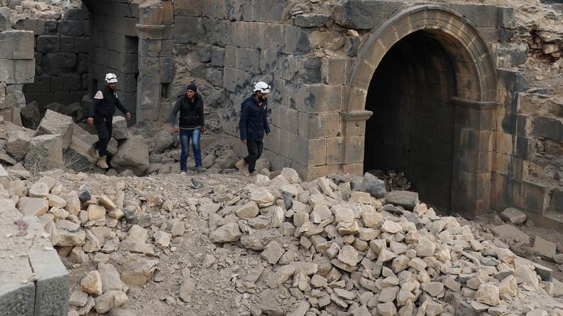 Syrien-Krieg: Die selektive Darstellung der Medien und der Politik in Deutschland