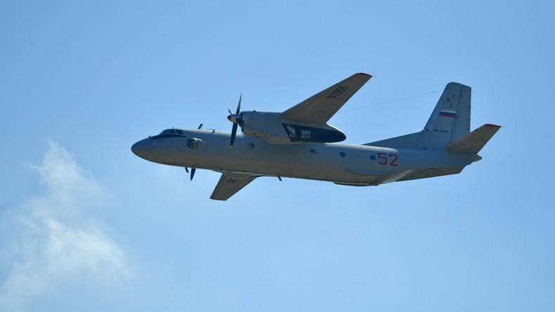 Verteidigungsministerium: Russisches Militärflugzeug in Syrien abgestürzt - 32 Tote