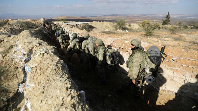 Syrien: Man ist besser ein Feind der USA, als ein Alliierter (Video)