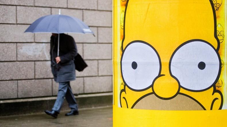 """""""Embiggen"""": Erfundenes Wort aus populärer Zeichentrickserie schafft es in Real-Life-Wörterbuch"""