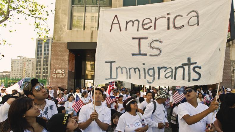 US-Regierung verklagt Kalifornien wegen Einwanderungsgesetzen