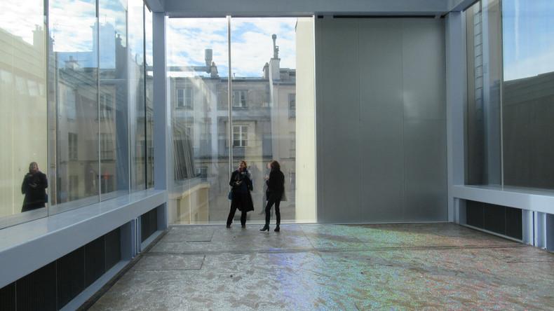 Luxuskaufhaus Lafayette weiht Kunststiftung in Paris ein
